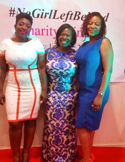No Girl Left Behind Charity Dinner