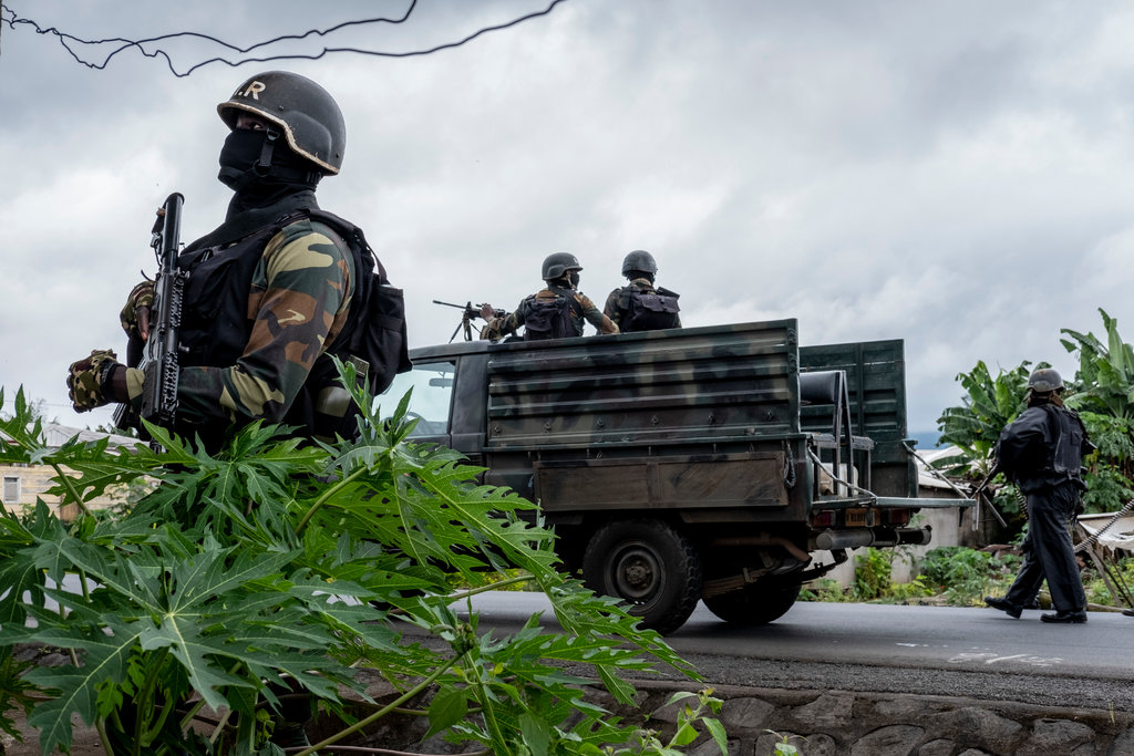 Cameroon Students Have Been Released, Officials Say