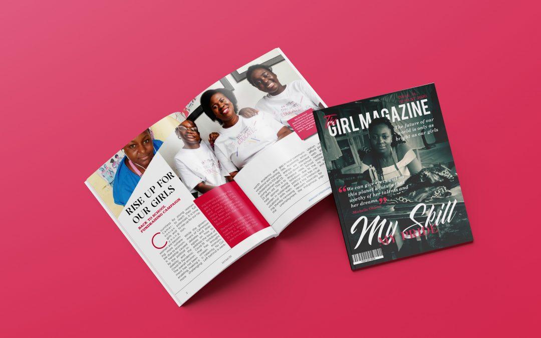 The Girl Magazine Vol. 2