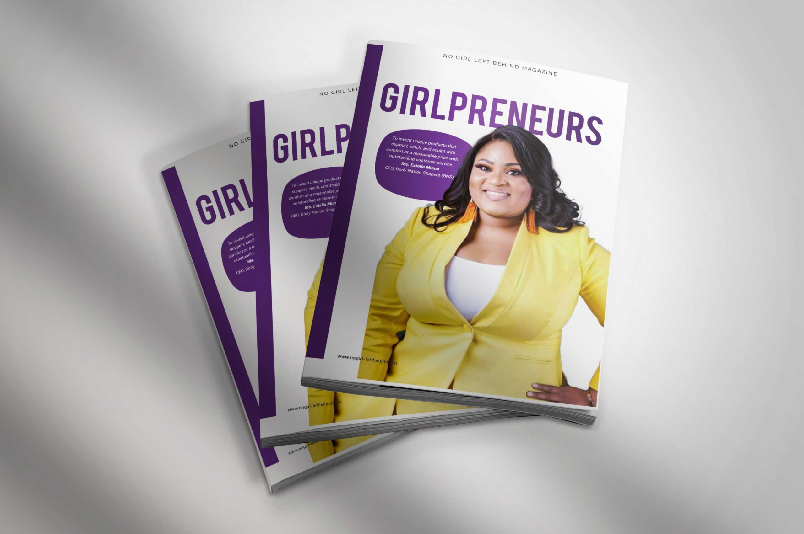 The Girl Magazine Vol. 3